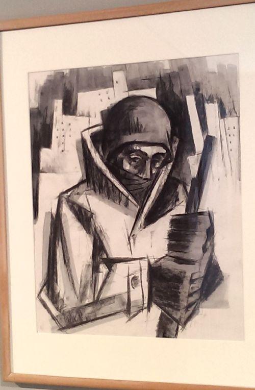Sentry by Robert Collins, c. 1945